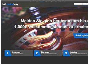 image Sample Betway website