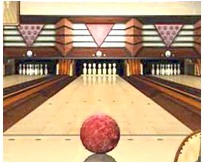 Classic Bowling is nu online gespeeld - The Arcade Game Bowling blij vele vrienden